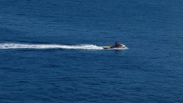 Lifguard Patrolling Bondi Beach video