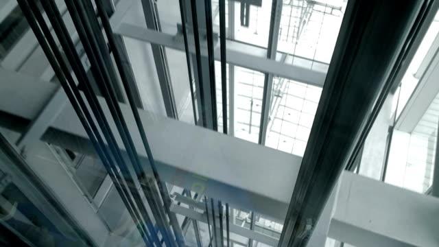 Lifting mechanism elevator video