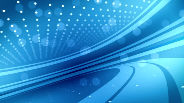 Light Blue Abstract Background Loop video