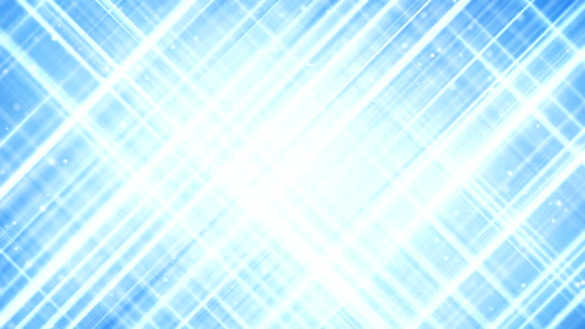 light blue crossed stripes abstract loopable background video