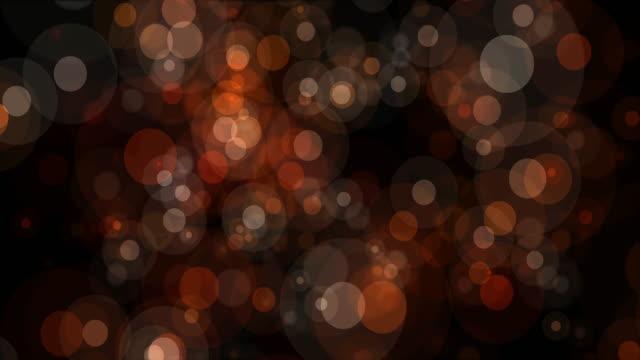 light bokeh background video