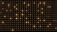 Light Bulbs Flash on Wall video