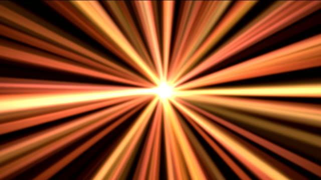 Light from Heaven shining down with stars. video