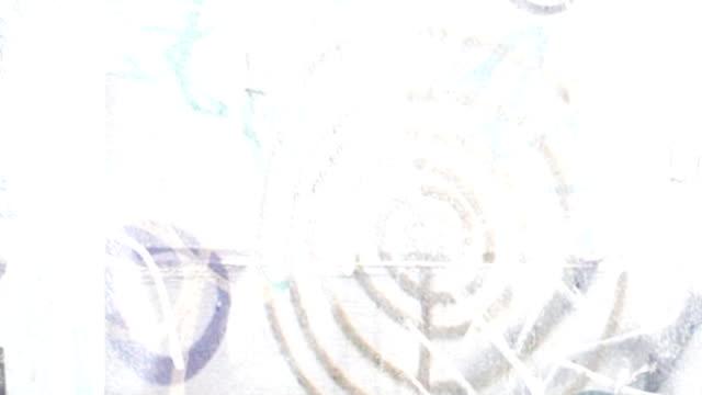 Light Graffiti Texture video
