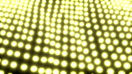 Light ocean grid flow pattern abstract background yellow video