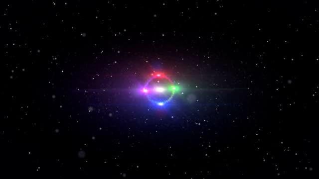 light space video