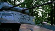 Light tank of WW II times video