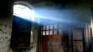 light through window in the morning video