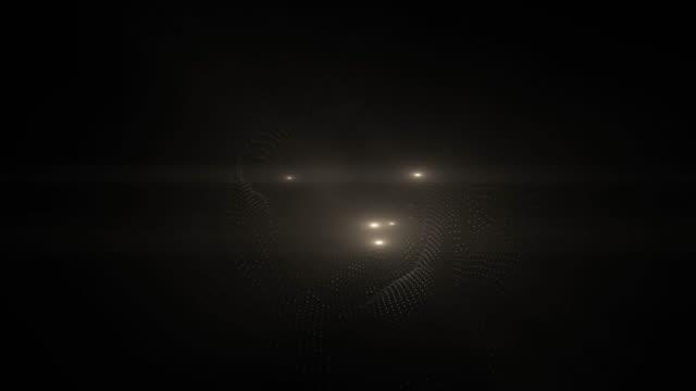 light tunnel intro video