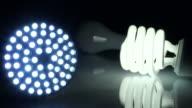Lightbulbs Turn Off video