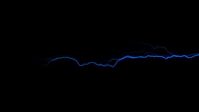 lightening video