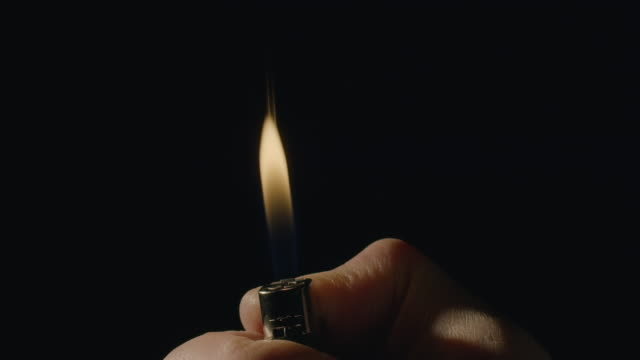 Lighter igniting video