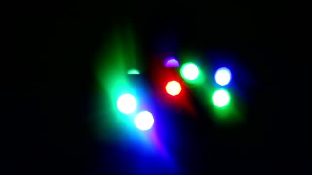 lighting effect video