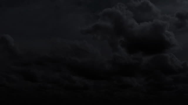 Lightning Storm Clouds video