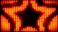 Lightpanel loopable stars video