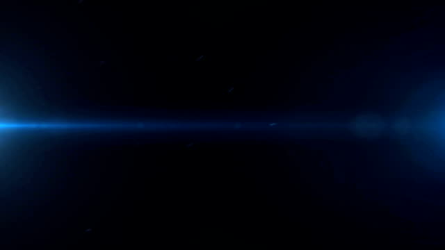 Lights Flares and Dust Particles Background video