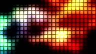 Lights wall loop video