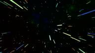 Lightspeed tunnel video