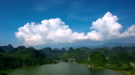 Lijiang River in Guilin video