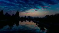 Lijiang River in Guilin video
