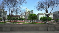 Lima historical city video