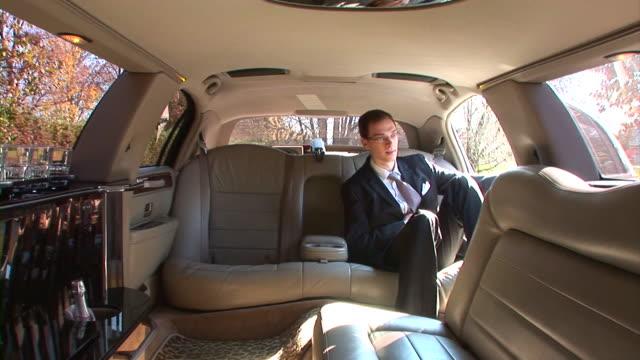 HD: Limousine Interior video