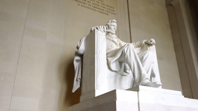 Lincoln Memorial DC, USA. video