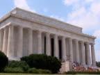 NTSC: Lincoln Memorial - left side video
