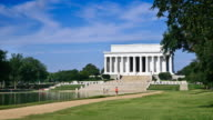 Lincoln Memorial Time-Lapse video