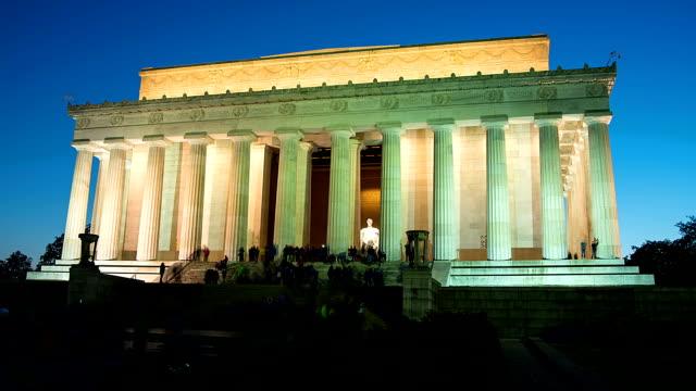 Lincoln Memorial video