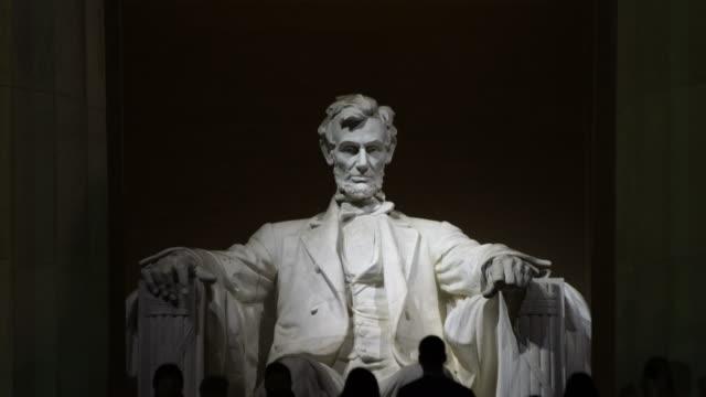 Lincoln Memorial, Washington DC, USA. video