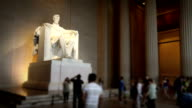 Lincoln Memorial, Washington DC video