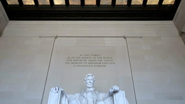 HD VDO : Lincoln Memorial, Washington video