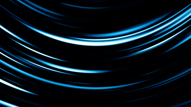 Lines background blue 5 Loopable video