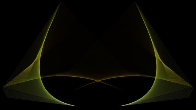 Lines screensaver seamless loop video