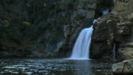 Linville Falls Time Lapse video