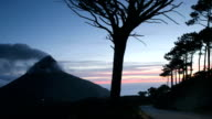 Lions Head at Dusk video