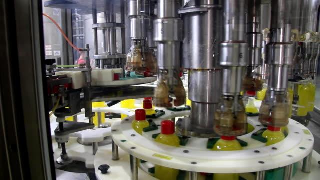 Liquid Detergent, Bottling video