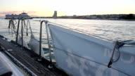 Lisboa Barco Tejo video
