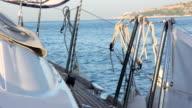 Lisboa Barco Tejo cabos veleiro video