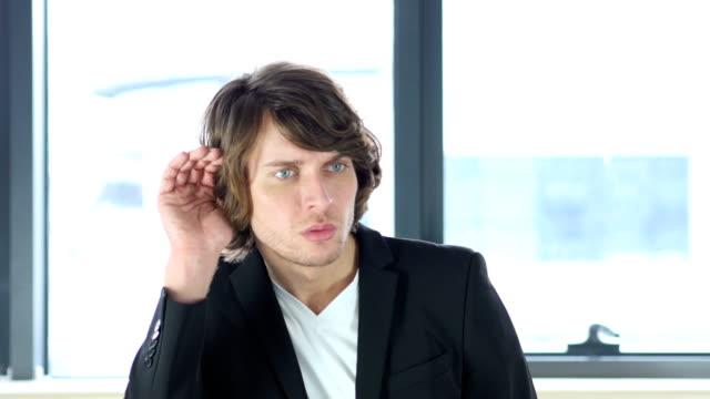 Listening Secret, Businessman video