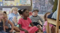 Listening to the Preschool Teacher Read video