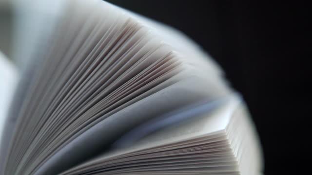 Literature, classical books. Novel, a book edition, a book in a cover video