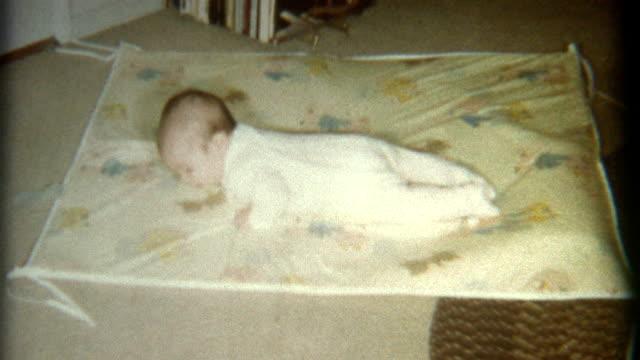Little Baby on Mat 1967 video