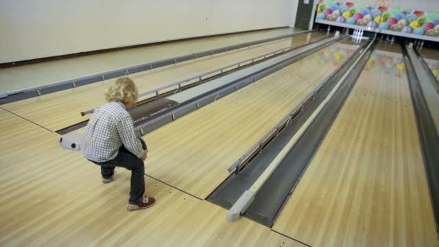 Little Boy Bowling video