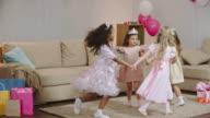 Little Fairies Dancing in Circle video