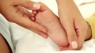 Little foot video