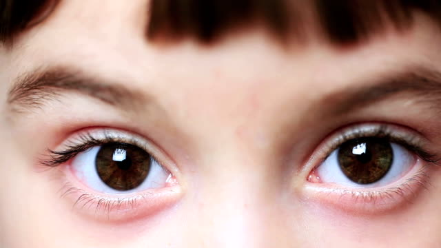 Little Girl Close Up video