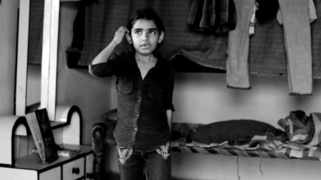 Little Girl Dancing video