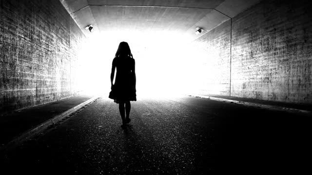 Little Girl walking to heaven video
